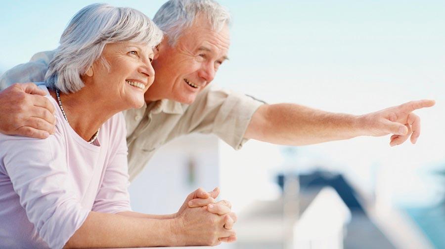 Пенсионеры живут хорошо новости
